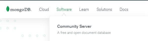 Mongo Server Community