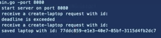 Grpc Saved Entry From Client